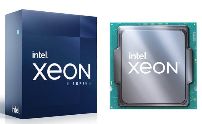 Intel Xeon E 2300 Launch Cover