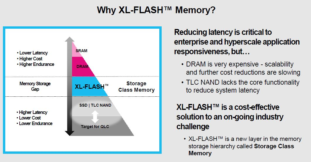 Kioxia FL6 Why XL FLASH