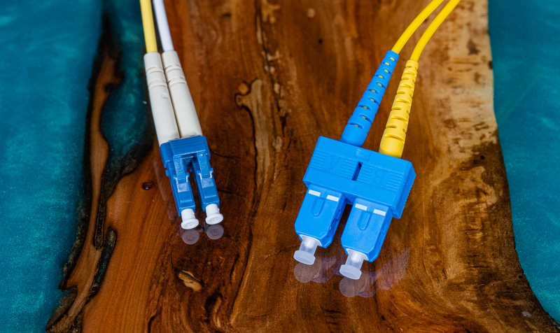 LC And SC Duplex Connector 2