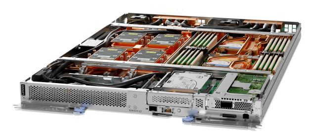 Lenovo ThinkSystem SD650 N V2 View Neptune Q3 2021