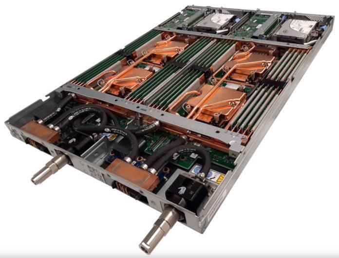 Lenovo ThinkSystem SD650 V2 View 2 Neptune Q3 2021