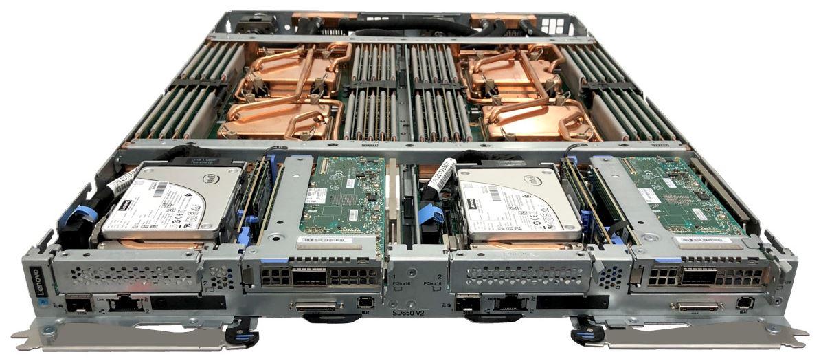 Lenovo ThinkSystem SD650 V2 View Neptune Q3 2021