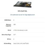 Supermicro SYS 510T ML Launch Snippet