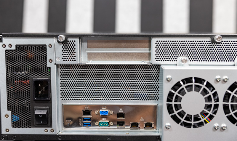 Tyan Transport HX FT65T Top Dual Slot PCIe