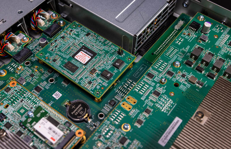 Dell EMC Networking S5232F ON ASPEED BMC Board