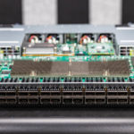 Dell EMC Networking S5232F ON Front Port View