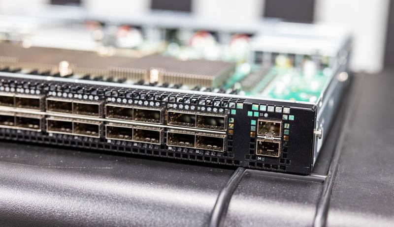 Dell EMC Networking S5232F ON 32x 100GbE QSFP28 Ports