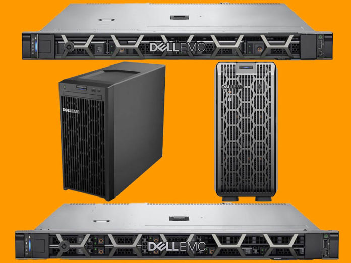 Dell EMC PowerEdge Intel Xeon E 2300 Line Cover 2