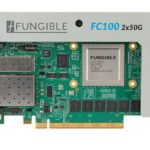 Fungible FC100 2x50G S1 Adapter