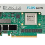Fungible FC200 2x100G S1 Adapter