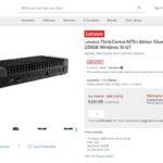 Lenovo M75n Nano CDW Warehouse
