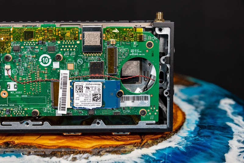 Lenovo ThinkCentre M75n IoT Internal SSD And Optional LTE