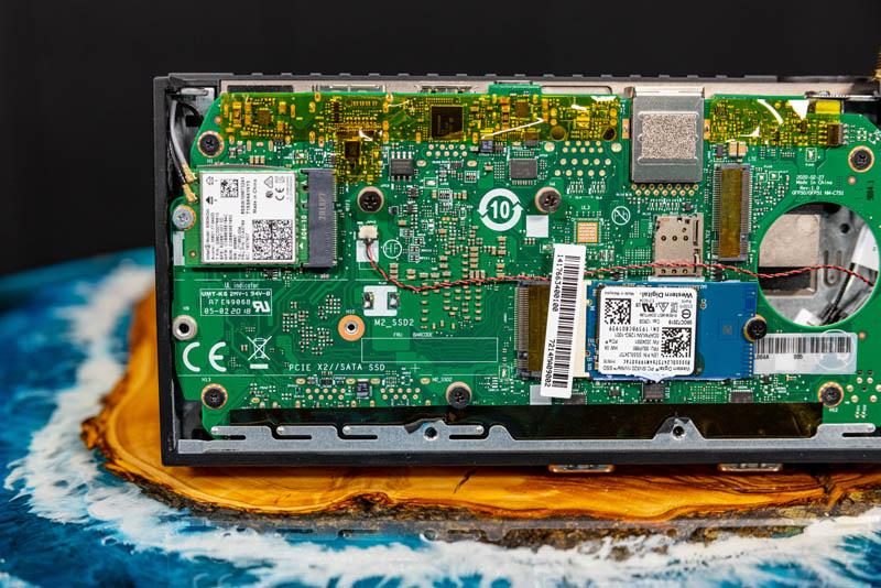 Lenovo ThinkCentre M75n IoT Internal WiFi And M.2