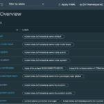 VMware Tanzu Community Edition Octant Dashboard